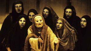 Oresteia -Chorus
